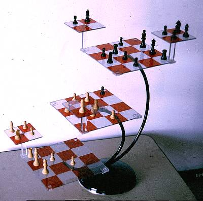 3d chess boards - Star trek tridimensional chess ...