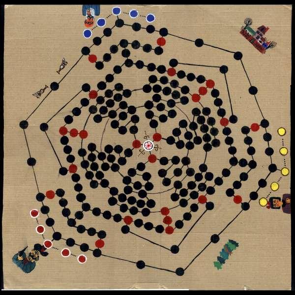 Malefiz Spiel FГјr 6 Personen